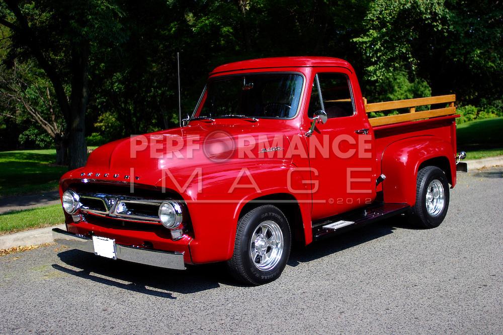 1953 Mercury M 100 Pickup Truck