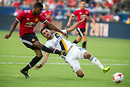 Soccer: 20170715 Manchester United vs LA Galaxy