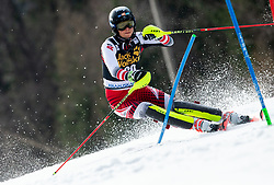RUELAND Simon of Austria during the Audi FIS Alpine Ski World Cup Men's Slalom 58th Vitranc Cup 2019 on March 10, 2019 in Podkoren, Kranjska Gora, Slovenia. Photo by Matic Ritonja / Sportida