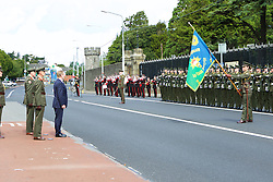 """State marks centenary of O'Donovan Rossa funeral.<br /> <br />  First State commemoration to be held as part of the Ireland 2016 Centenary Programme.<br /> <br />  <br /> <br /> President Michael D. Higgins will today (Saturday) lead the official State commemoration of the centenary of the funeral of Jeremiah O'Donovan Rossa in Glasnevin Cemetery, Dublin.<br /> <br />  <br /> <br /> The event, which is being hosted by the Minister for Arts, Heritage and the Gaeltacht, Heather Humphreys TD, is the first formal State commemoration being held as part of the Ireland 2016 Centenary Programme.  <br /> <br />  <br /> <br /> An Taoiseach, Enda Kenny T.D. who will also attend, said, """"Jeremiah O'Donovan Rossa was an iconic figure in Irish history.  Even one hundred years after his death his name is synonymous with the Fenians and with Irish Nationalism.  The liberation of his country became his life's ambition.  His funeral remains one of the pivotal moments in Irish history and was an occasion that would be hugely instrumental in shaping the future of our nation.""""<br /> <br />  <br /> <br /> Minister Humphreys added:<br /> <br /> """"Today marks the official start of the ceremonial calendar in our Ireland 2016 Centenary Programme, which is leading up to the commemoration of the 1916 Rising in Easter of next year. The funeral of Jeremiah O'Donovan Rossa, which took place here in Glasnevin Cemetery 100 years ago today, acted as a catalyst in the lead up to the Rising. The now famous graveside oration, given by Pádraig Pearse, left a lasting impact and travelled far beyond the confines of this cemetery.<br /> <br />  <br /> <br /> """"Over the coming year, we will hold more than 40 State events as we commemorate the events of 1916, consider our achievements over the last 100 years, and look ambitiously to the future. The funeral of O'Donovan Rossa was a milestone in Irish history and its impact on the mood and motivations of those in attendance cannot be underestimated. Ireland 2016 """