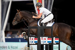 De Brabander Karline, (BEL), Fantomas de Muze<br /> Belgisch Kampioenschap Jumping - Lanaken 2016