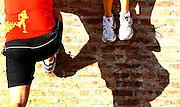 Belo Horizonte 22 de Agosto de 2010...Corrida da Primavera Adidas de 5 e 10 KM realizada na Lagoa da pampulha em Belo Horizonte...Foto Emmanuel Pinheiro/ Latin Content/ Getty Images