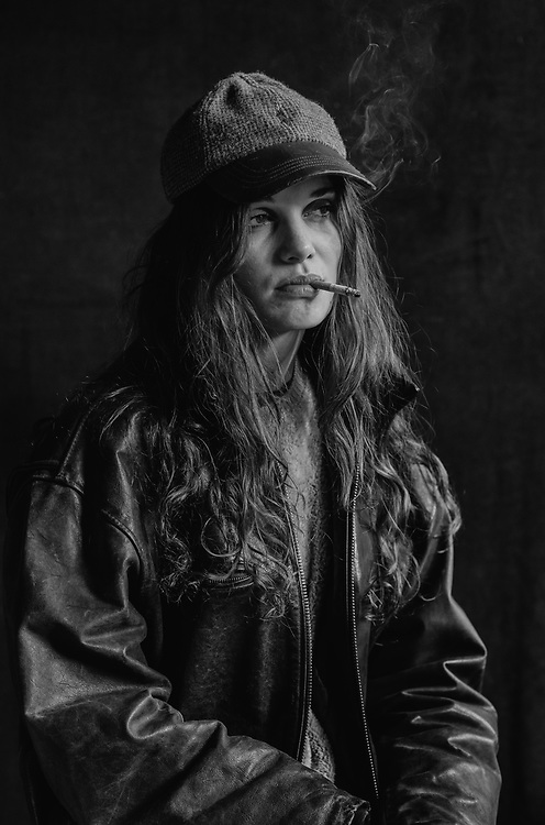 Camille Ruthertford par Sylvain labeste Tournage Nos Vies Formidables de Fabienne Godet Nos Vies Formidables  Nos Vies Formidables