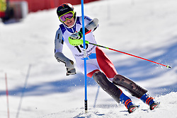 PFYL Thomas, LW9-2, SUI, Slalom at the WPAS_2019 Alpine Skiing World Cup Finals, Morzine, France