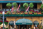 Park Plaza Boutique Hotel, Winter Park, Florida, USA.