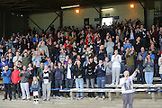 The Derry salute Robert Douglas  - Dundee v Kilmarnock -  Clydesdale Bank Scottish Premier League . .© David Young - www.davidyoungphoto.co.uk - email: davidyoungphoto@gmail.com