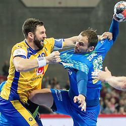 20160116: POL, Handball - Men's EHF EURO 2016, Group C, Day 2