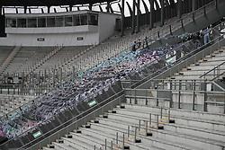 October 25, 2017 - EUM20171025DEP27.JPG.CIUDAD DE MÉXICO.- Race/Carreras-GP México.- 25 de octubre 2017.- Recorrido por el Autódromo Hermanos Rodríguez donde se lleva a cabo los preparativos al Gran Premio de México de la Fórmula Uno a disputarse este fin de semana. Foto: Agencia EL UNIVERSAL/Alejandro Acosta/RCC. (Credit Image: © El Universal via ZUMA Wire)