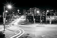 Broad Street & Alaskan Way Intersection, Belltown
