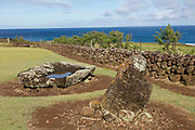Mookini Heiau, North Kohala, The Big Island of Hawaii