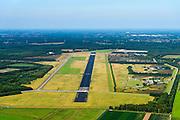 Nederland, Noord-Brabant, Gemeente Uden, 23-08-2016; Vliegbasis Volkel.<br /> Volkel Air Base.<br /> aerial photo (additional fee required); <br /> luchtfoto (toeslag op standard tarieven);<br /> copyright foto/photo Siebe Swart
