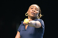 Venus Williams at the 2018 Champions Battle at Parken, Copenhagen, Denmark, 30-04-2018. Photo Credit: Katja Boll/EVENTMEDIA.