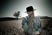 Wheat Farmer, Narrabri, NSW, Australia