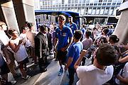 DESCRIZIONE : Nazionale Maschile Visita al Gazzetta Store <br /> GIOCATORE : Achille Polonara<br /> CATEGORIA : nazionale maschile senior <br /> SQUADRA : Nazionale Maschile <br /> EVENTO : Visita Gazzetta Store <br /> GARA : Media Day Nazionale Maschile <br /> DATA : 20/07/2015 <br /> SPORT : Pallacanestro <br /> AUTORE : Agenzia Ciamillo-Castoria