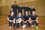 TMT squad iwho played Dundee in the Scottish Futsal Finals day semi final at Perth College, Perth, Photo: David Young<br /> <br />  - © David Young - www.davidyoungphoto.co.uk - email: davidyoungphoto@gmail.com