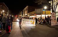 Light Up Laconia Holiday Parade and Tree Lighting.  Karen Bobotas for the Laconia Daily Sun