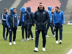 - Mandatory by-line: Robbie Stephenson/JMP - 03/03/2018 - FOOTBALL - Stadium MK - Milton Keynes, England - Milton Keynes Dons v Bristol Rovers - Sky Bet League One