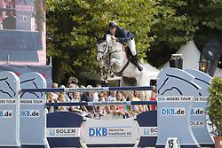 Goodin, Bruce, Centina<br /> Paderborn - Paderborn Challenge 2014<br /> Grosser Preis<br /> © www.sportfotos-lafrentz.de/ Stefan Lafrentz