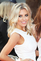 Mollie King, The Hangover III European Film Premiere, Empire Cinema Leicester Square, London UK, 22 May 2013, (Photo by Richard Goldschmidt)