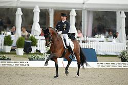 jSchmidt Hubertus, (GER), Imperio 3 <br /> Grand Prix<br /> CDIO Hagen 2015<br /> © Hippo Foto - Stefan Lafrentz<br /> 09/07/15