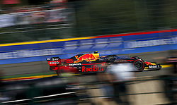 August 31, 2019, Spa-Francorchamps, Belgium: Motorsports: FIA Formula One World Championship 2019, Grand Prix of Belgium, ..#23 Alexander Albon (THA, Aston Martin Red Bull Racing) (Credit Image: © Hoch Zwei via ZUMA Wire)