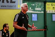 Eugenio Dalmasson<br /> Trieste - Sencur<br /> Amichevole precampionato <br /> Legabasket Serie A 2019-20<br /> Parma, 14/09/2019<br /> Foto Ciamillo-Castoria