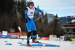 VOVCHYNSKYI Grygorii, UKR at the 2014 IPC Nordic Skiing World Cup Finals - Sprint