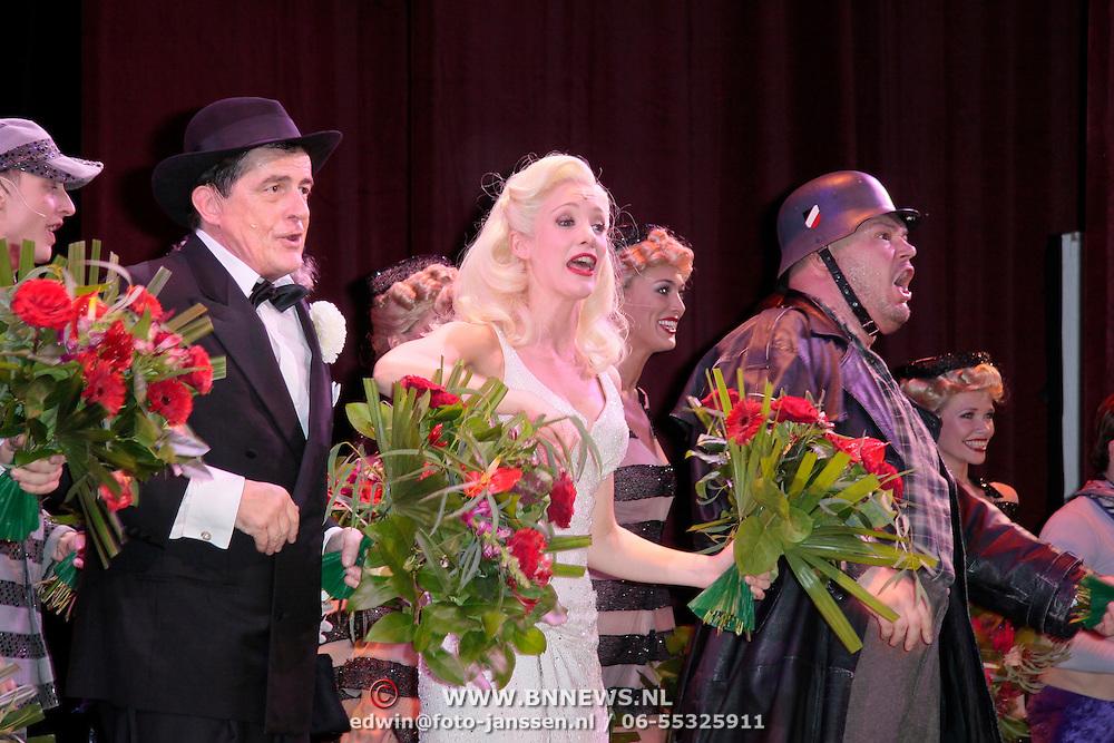 NLD/Breda/20111023 - Premiere De Producers, cast,