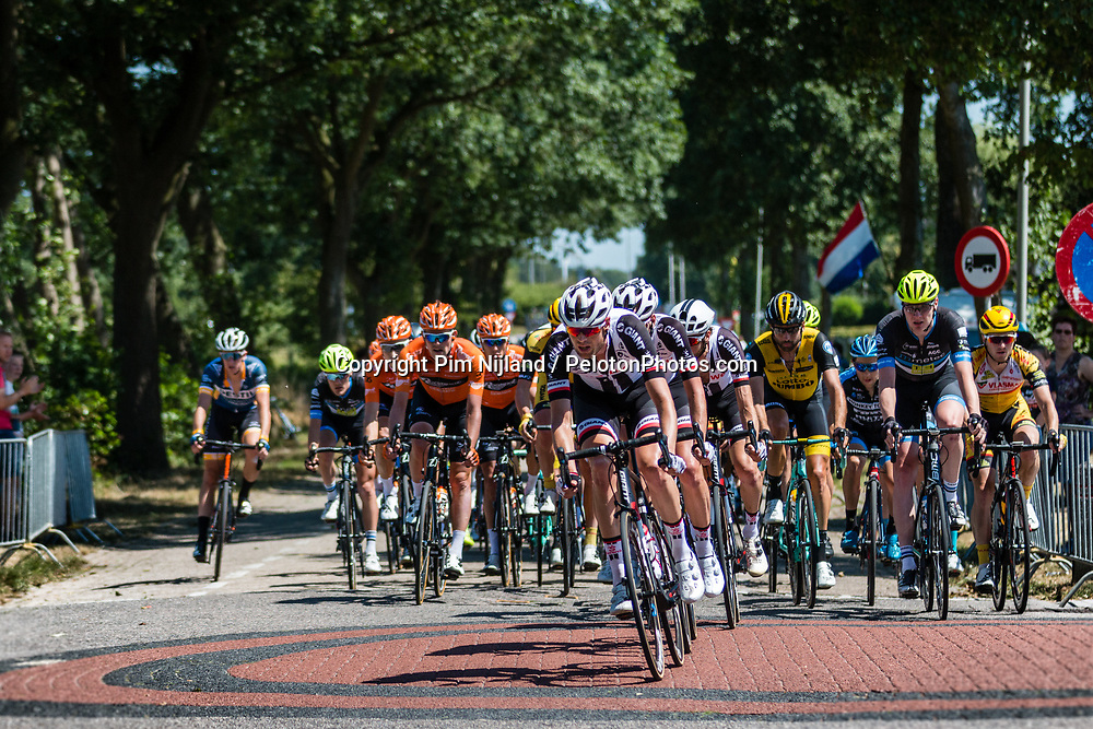 Peloton with riders of Team Sunweb at 2018 National Road Race Championships Netherlands for Men Elite, Hoogerheide, The Netherlands, 1 July 2018. Photo by Pim Nijland / PelotonPhotos.com | All photos usage must carry mandatory copyright credit (Peloton Photos | Pim Nijland)