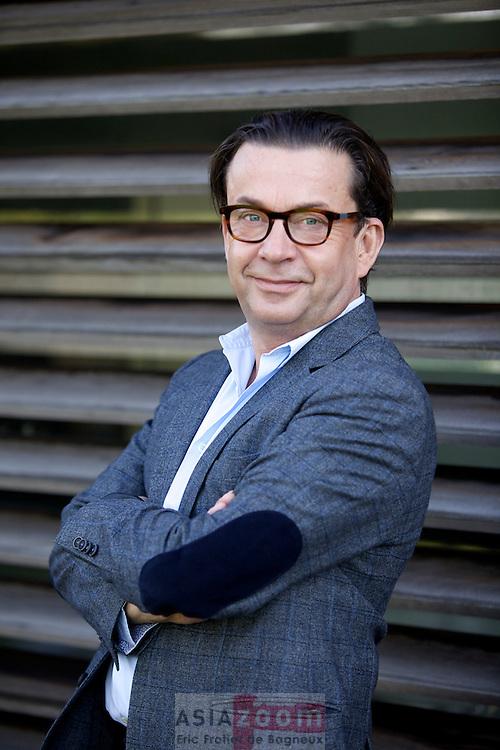 Portrait d'Olivier Smague de B for Pub