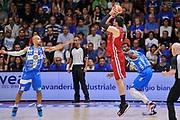 DESCRIZIONE : Campionato 2014/15 Dinamo Banco di Sardegna Sassari - Olimpia EA7 Emporio Armani Milano Playoff Semifinale Gara6<br /> GIOCATORE : Alessandro Gentile<br /> CATEGORIA : Tiro Tre Punti Three Point Controcampo<br /> SQUADRA : Olimpia EA7 Emporio Armani Milano<br /> EVENTO : LegaBasket Serie A Beko 2014/2015 Playoff Semifinale Gara6<br /> GARA : Dinamo Banco di Sardegna Sassari - Olimpia EA7 Emporio Armani Milano Gara6<br /> DATA : 08/06/2015<br /> SPORT : Pallacanestro <br /> AUTORE : Agenzia Ciamillo-Castoria/L.Canu