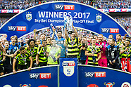 Huddersfield Town v Reading - Championship PO Final