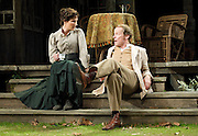 Longing<br /> by William Boyd<br /> directed by Nina Raine<br /> at The Hampstead Theatre, London, Great Britain <br /> press photocall<br /> 5th March 2013 <br /> <br /> Iain Glen as Kolia<br /> Tamsin Greig as Varia <br /> John Sessions as Dolzikhov<br /> Eve Ponsonby as Natasha<br /> Tom Gerorgeson as Radish <br /> William Postlewaite as Misail<br /> Mary Roscoe as Olga<br /> Alan Cox as Sergei<br /> Catrin Stewart as Kleopatra<br /> <br /> Photograph by Elliott Franks