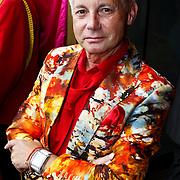 NLD/Amsterdam/20100801 - Inloop premiere musical Crazy Shopping, Ronald Kolk