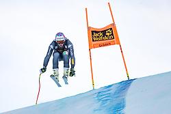 17.12.2016, Saslong, St. Christina, ITA, FIS Ski Weltcup, Groeden, Abfahrt, Herren, im Bild Mattia Casse (ITA) // Mattia Casse of Italy in action during the men's downhill of FIS Ski Alpine World Cup at the Saslong race course in St. Christina, Italy on 2016/12/17. EXPA Pictures © 2016, PhotoCredit: EXPA/ Johann Groder