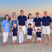 Johnson (Carol) Family Beach Photos - 2018