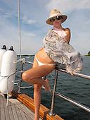 Beata Bohman Hamptons 06/04/2010