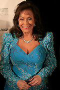 Loretta Lynn at The 2008 Songwriters Hall of Fame Awards Induction Ceremony held at The Marriott Marquis Hotel on June 19, 2008 ..The Songwriters Hall of Fame celebrates songwriters, educates the public with regard to their achievements, and produces a spectrum of professional programs devoted to the development of new songwriting talent through workshops, showcases and scholarships. The sonwriters Hall of Fame was founded in 1969 by songwriter Johnny Mercer and publishers Abe Olman and Howie Richardson