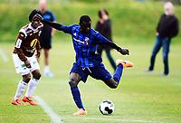 Fotball , 1. mars 2014 , Privatkamp , <br /> Stabæk - Mjøndalen 3-3<br /> <br /> Enock Kofi Adu , Stabæk