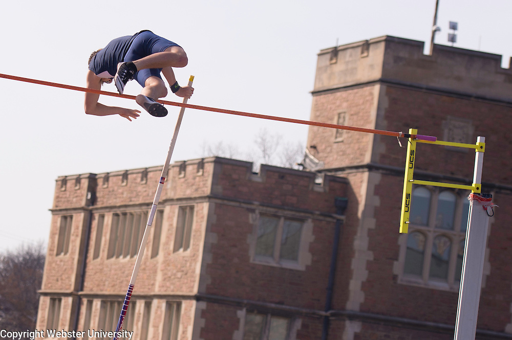 Webster University Athletics - Washington University Track Meet 2015
