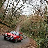 Car 55 Simon Harris / Matt Fowle - Volkswagen Golf Gti