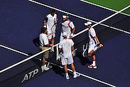 Djokovic/ Troicki versus Lopez/Granollers