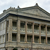 Former Hongkong and Shanghai Bank in Nagasaki, Japan<br />