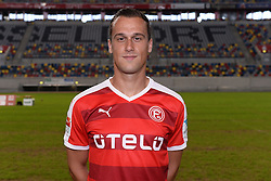 02.07.2015, Esprit Arena, Duesseldorf, GER, 2. FBL, Fortuna Duesseldorf, Fototermin, im Bild Michael Liendl ( Fortuna Duesseldorf / Portrait ) // during the official Team and Portrait Photoshoot of German 2nd Bundesliga Club Fortuna Duesseldorf at the Esprit Arena in Duesseldorf, Germany on 2015/07/02. EXPA Pictures &copy; 2015, PhotoCredit: EXPA/ Eibner-Pressefoto/ Thienel<br /> <br /> *****ATTENTION - OUT of GER*****