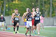 Event 8 -- Men's 800m