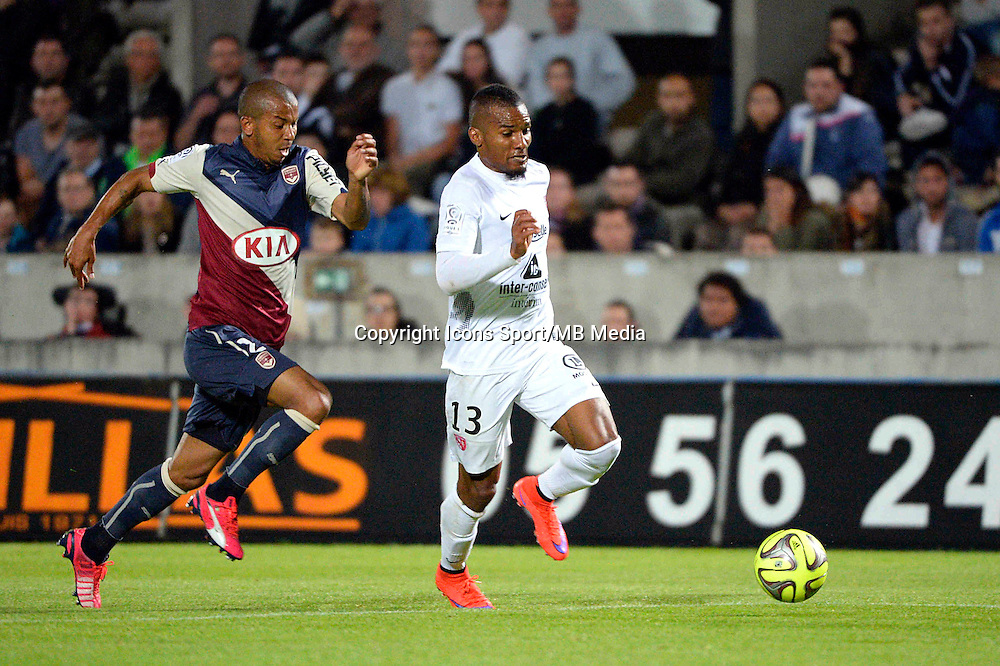 Florent MALOUDA - 25.04.2015 - Bordeaux / Metz - 34eme journee de Ligue 1<br />