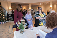 20190411, Thursday, April 11, 2019, Quincy, MA, USA;  Annual Lovely Ladies Spring Social dinner to benefit My Brother's Keeper of Easton MA held at Granite Links Golf Club in Quincy MA on Thursday evening April 11, 2019. The annual female focused fundraiser is held annually to build on and grow the outreach of the My Brother's Keeper ministry within the expanding circles of  female leaders in business, education and social endeavors. The 2019 event welcomed over 250 guests.<br /> <br /> ( lightchaser photography © 2019 )