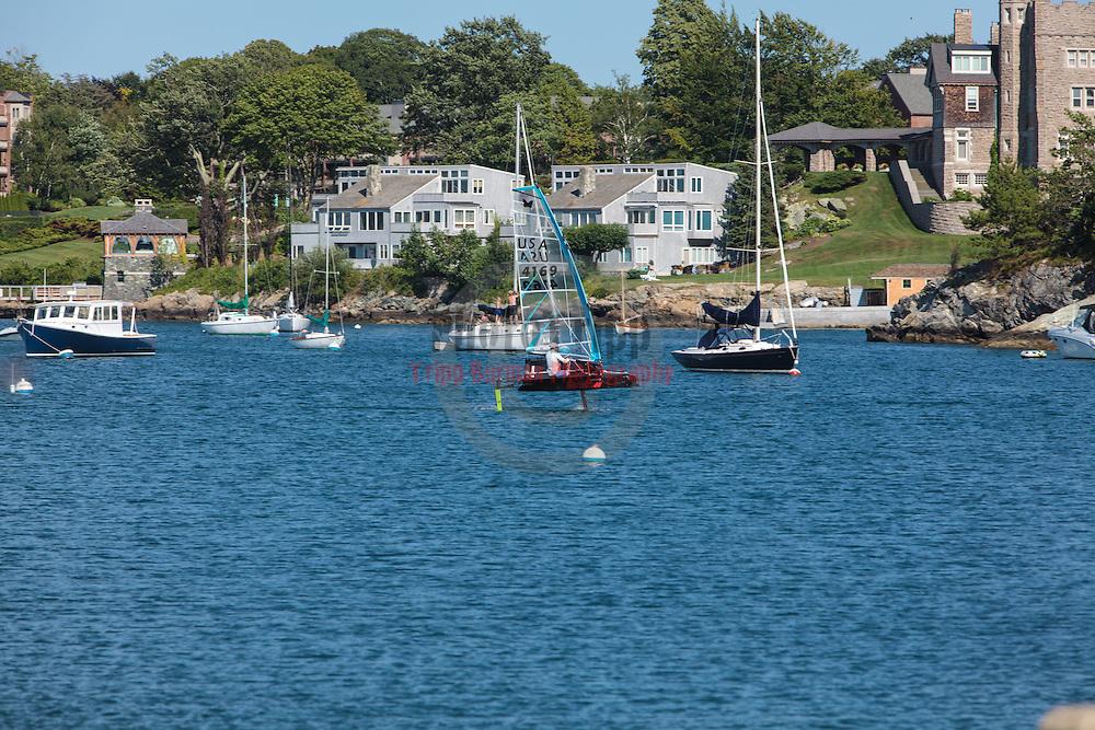 Samantha's Sailing  at Sail Newport, , Rhode Island, USA, July22,2015.  Photo: Tripp Burman