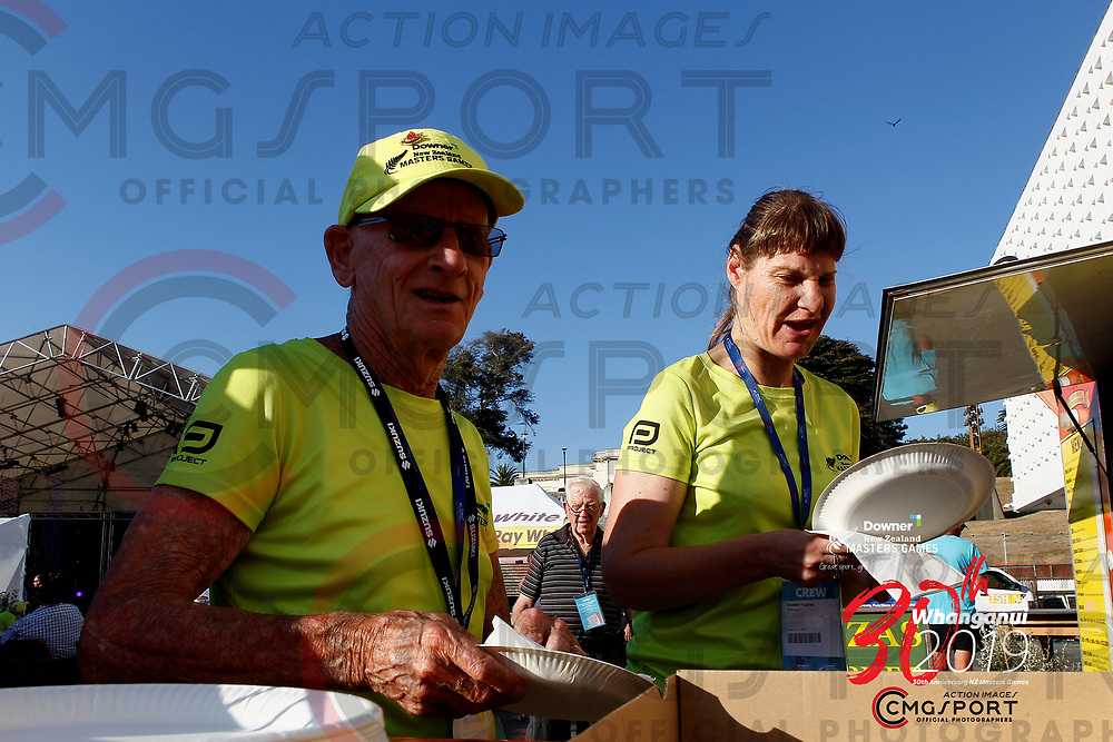 DOWNER NZ MASTERS GAMES 2019<br /> 30TH ANNIVERARY <br /> REUNION<br /> <br /> 20190210<br /> Photo KEVIN CLARKE CMGSPORT<br /> &copy;cmgsport2019