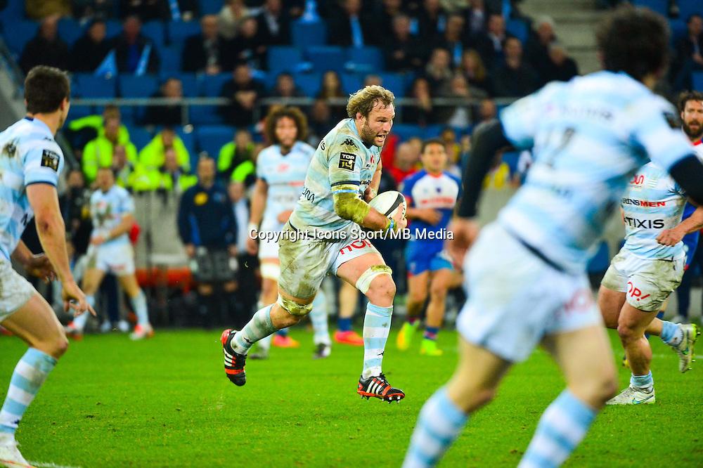 Antoine CLAASSEN - 07.03.2015 -  Racing Metro / Grenoble  -  19eme journee de Top 14<br />Photo : Dave Winter / Icon Sport<br /><br />  *** Local Caption ***